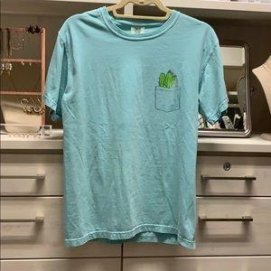 Comfort Colors Texas TShirt